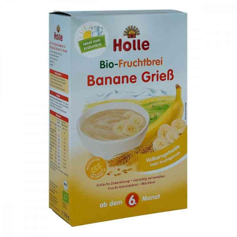 Holle Bio-fruchtbrei Banane Griess  bei apotheke.at bestellen