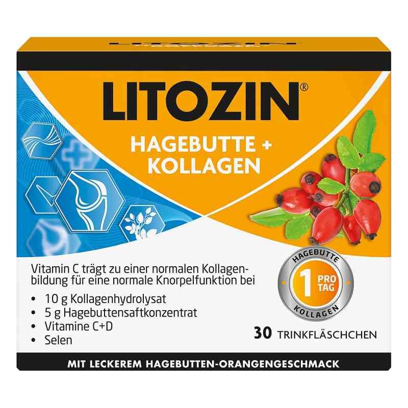 Litozin Hagebutte+kollagen Trinkfläschchen bei apotheke.at bestellen