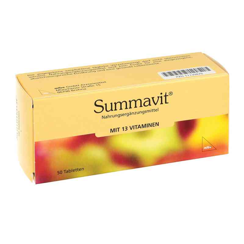 Summavit Tabletten bei apotheke.at bestellen