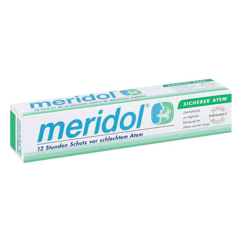 Meridol sicherer Atem Zahnpasta  bei apotheke.at bestellen