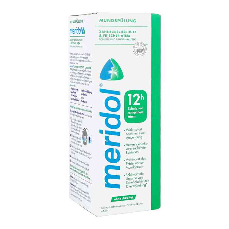 Meridol sicherer Atem Mundspülung  bei apotheke.at bestellen
