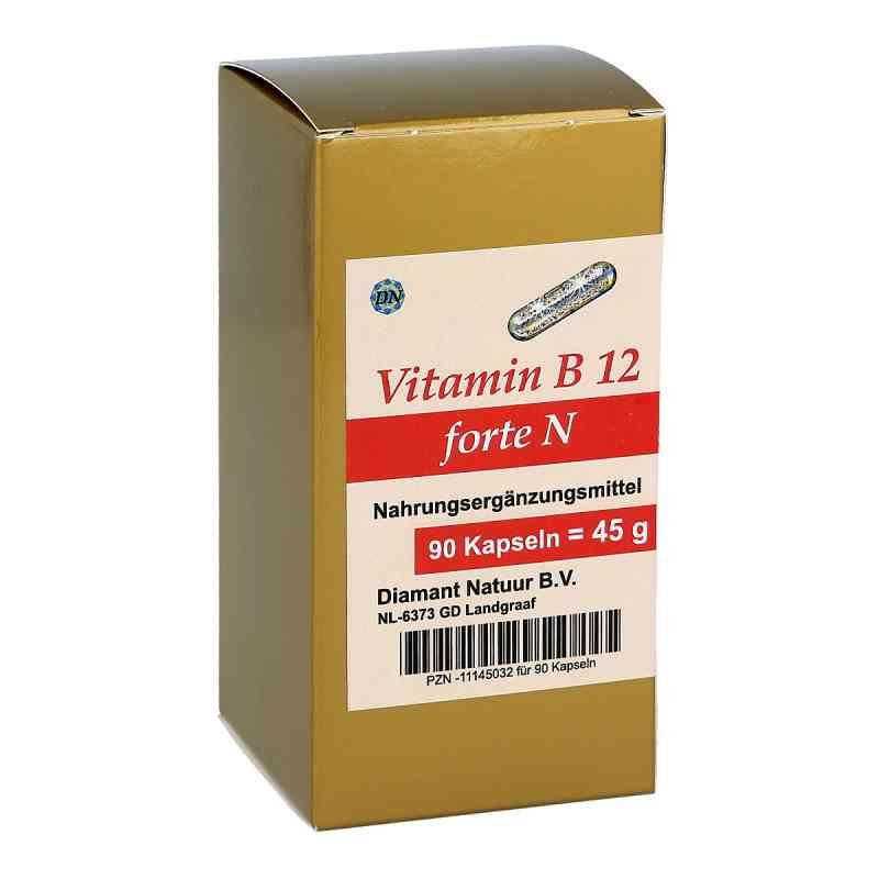 Vitamin B12 forte N Kapseln bei apotheke.at bestellen