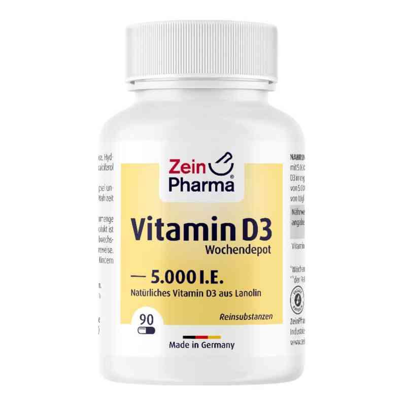 Vitamin D3 5.000 I.e. Wochendepot Kapseln bei apotheke.at bestellen