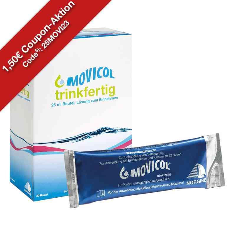 Movicol trinkfertig 25 ml Beutel Lösung zur, zum einnehmen bei apotheke.at bestellen