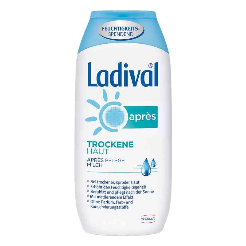 Ladival trockene Haut Apres Pflege Milch  bei apotheke.at bestellen