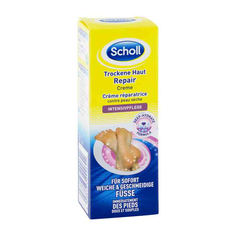 Scholl Trockene Haut Repair Creme bei apotheke.at bestellen