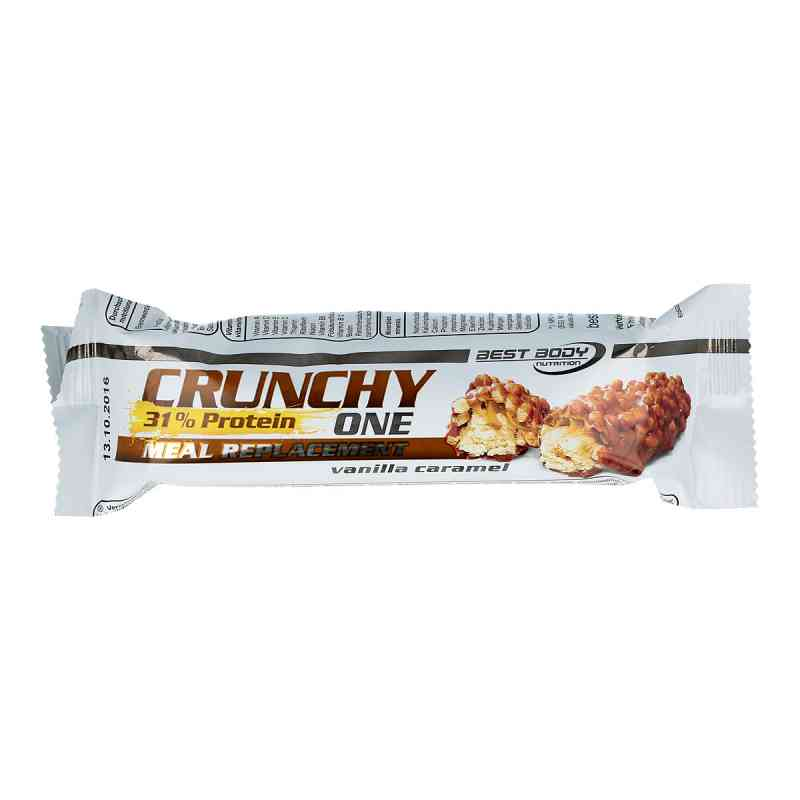 Bbn Crunchy One Riegel Vanilla-caramel bei apotheke.at bestellen