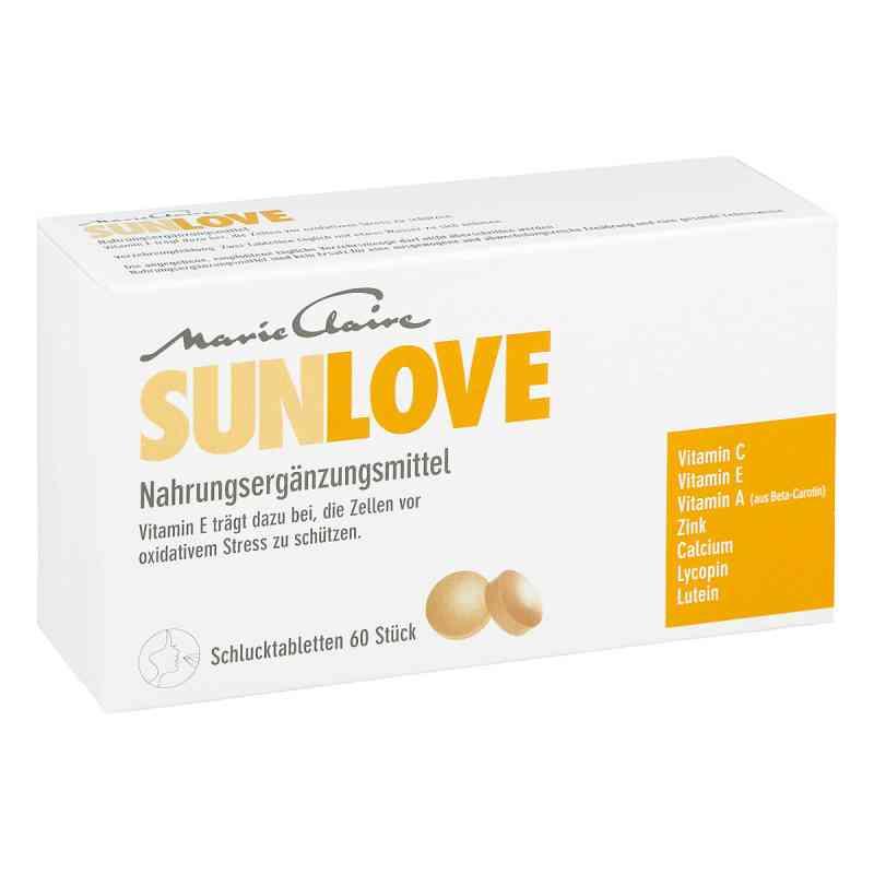Marie Claire Sunlove Tabletten  bei apotheke.at bestellen