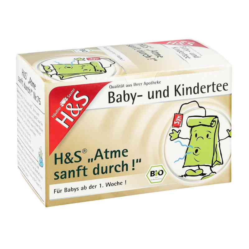 H&s Atme sanft durch Bio Baby- und Kindertee  bei apotheke.at bestellen