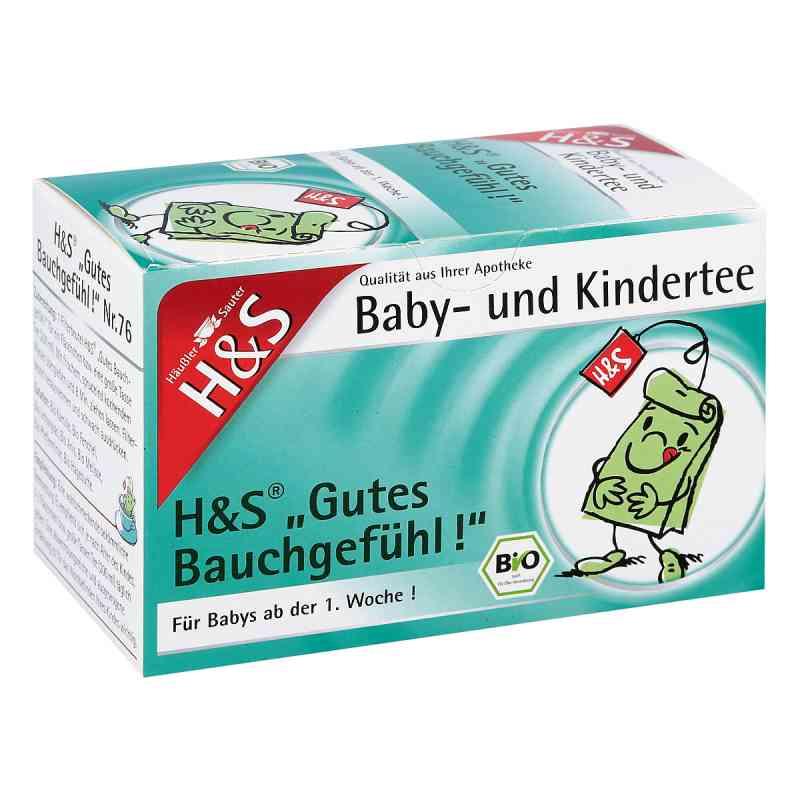 H&s Gutes Bauchgefühl Bio Baby- und Kindertee bei apotheke.at bestellen