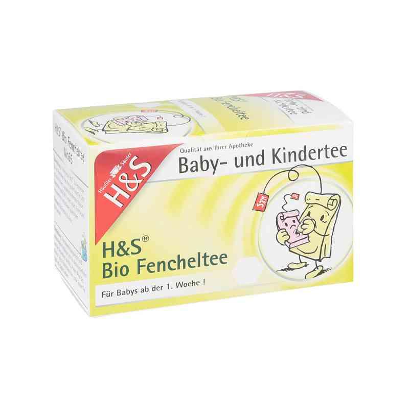 H&s Bio Fencheltee Baby- und Kindertee Filterbeut. bei apotheke.at bestellen