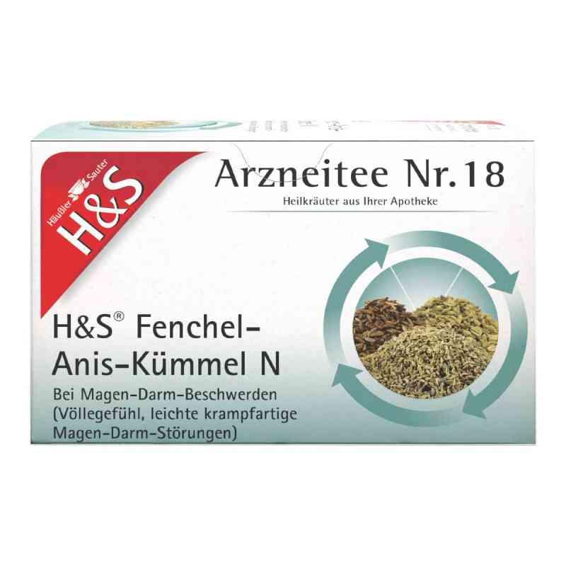 H&S Fenchel-Anis-Kümmel N bei apotheke.at bestellen
