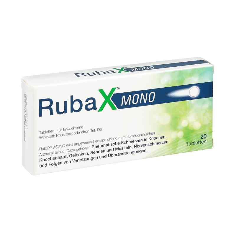 Rubax Mono Tabletten bei apotheke.at bestellen