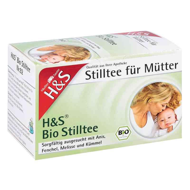 H&s Bio Stilltee Filterbeutel  bei apotheke.at bestellen