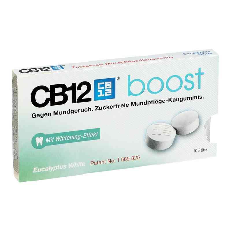 Cb12 boost Eukalyptus Kaugummi bei apotheke.at bestellen