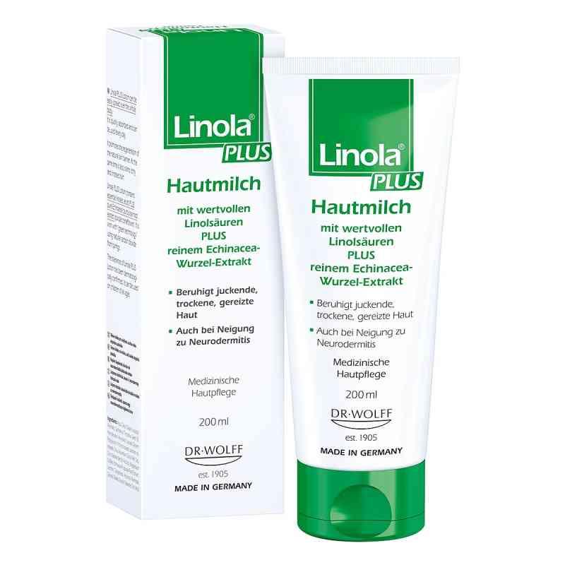 Linola Plus Hautmilch  bei apotheke.at bestellen