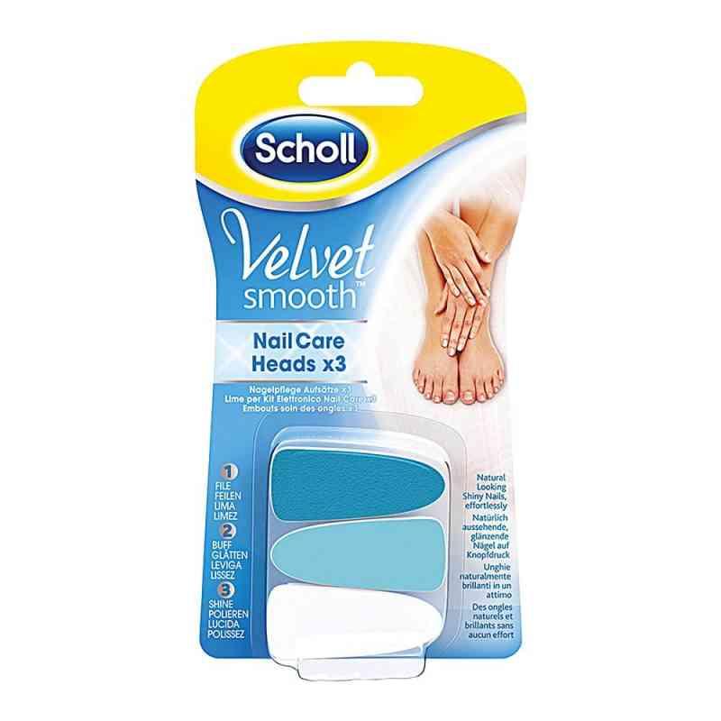 Scholl Velvet smooth Nagelpflege Aufsätze bei apotheke.at bestellen