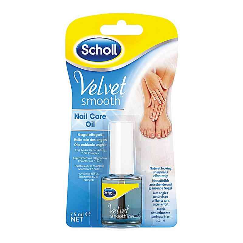 Scholl Velvet smooth Nagelpflegeöl  bei apotheke.at bestellen