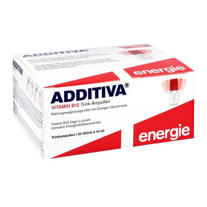 Additiva Vitamin B12 Trinkampullen bei apotheke.at bestellen