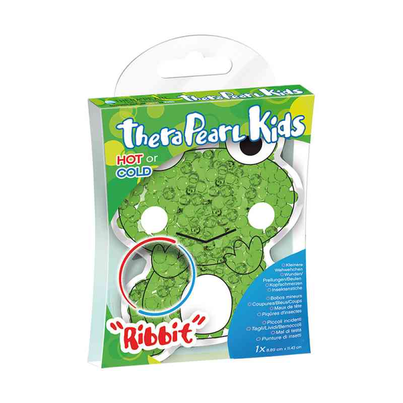 Thera°pearl Kids Frosch warm & kalt bei apotheke.at bestellen