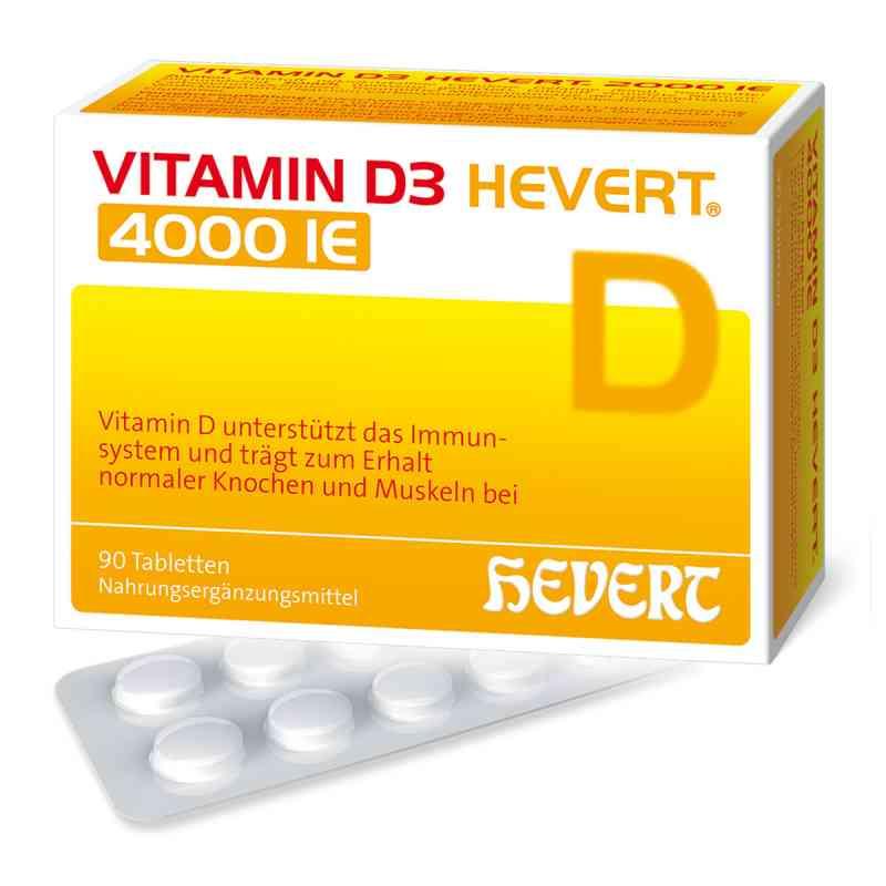 Vitamin D3 Hevert 4.000 I.e. Tabletten bei apotheke.at bestellen