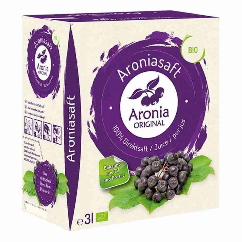 Bio Aroniabeerensaft 100% Direktsaft  bei apotheke.at bestellen