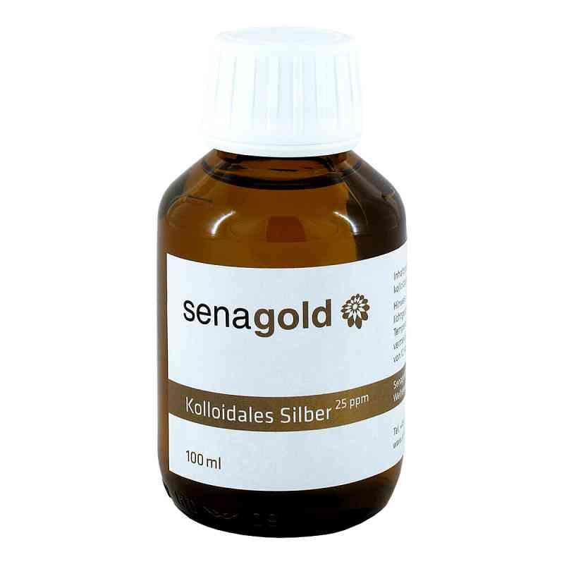 Kolloidales Silber 25 ppm flüssig 100 ml - günstig bei