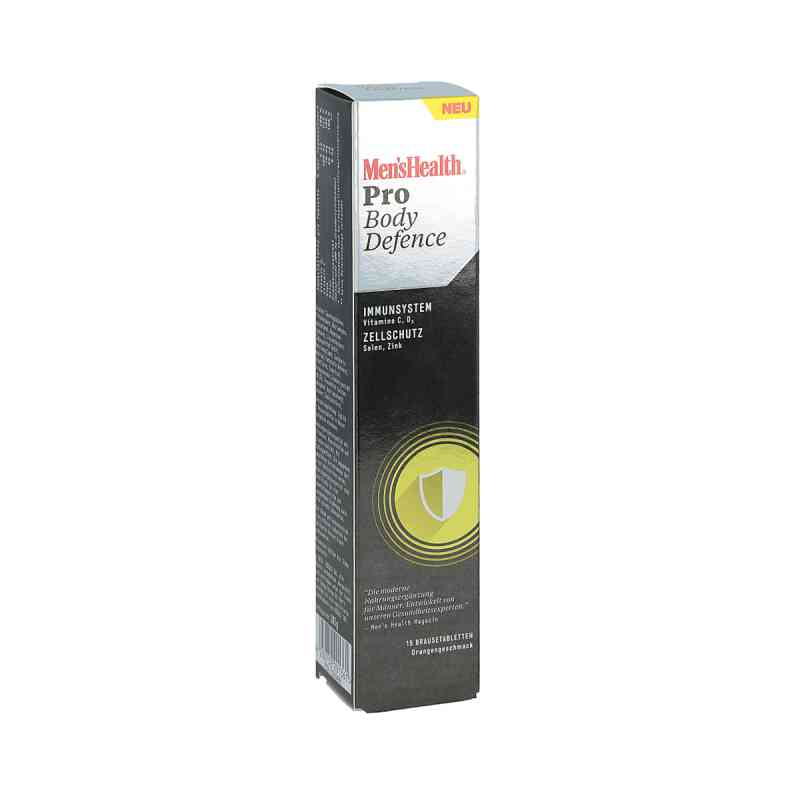 Men's Health Pro Body Defence Brausetabletten  bei apotheke.at bestellen