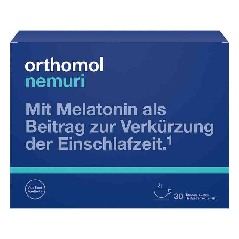Orthomol Nemuri Granulat  bei apotheke.at bestellen