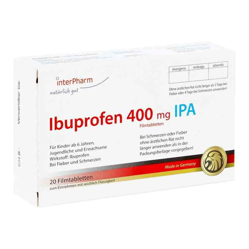 Ibuprofen 400mg  bei apotheke.at bestellen