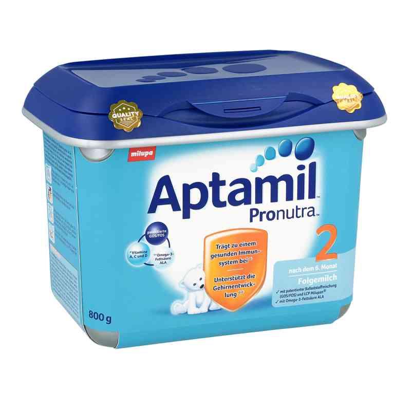 Aptamil Pronutra 2 Folgemilch Safebox Pulver bei apotheke.at bestellen