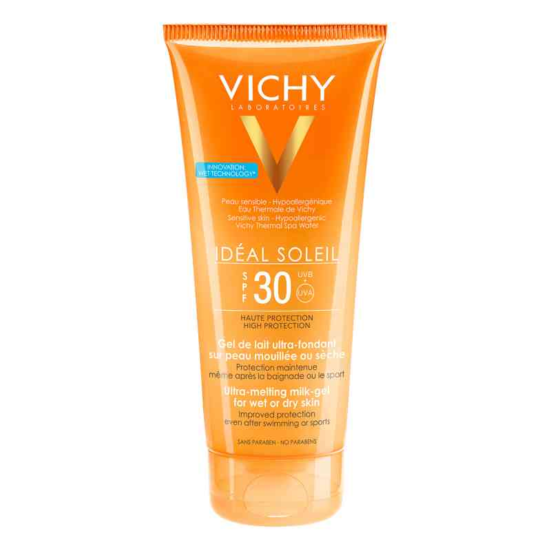 Vichy Ideal Soleil Wet Gel-milch Lsf 30  bei apotheke.at bestellen