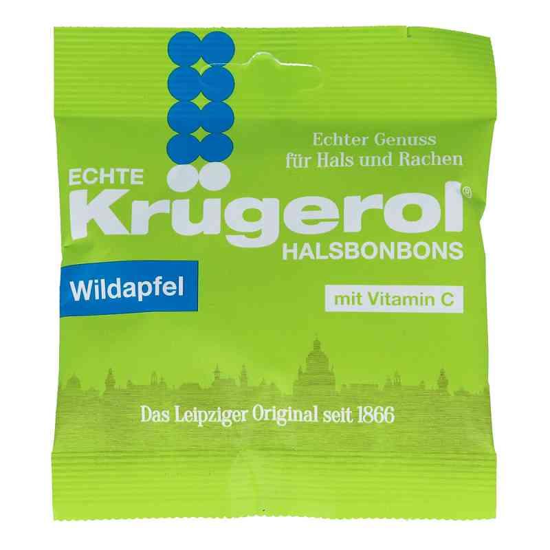 Krügerol Halsbonbons Wildapfel mit Zucker bei apotheke.at bestellen