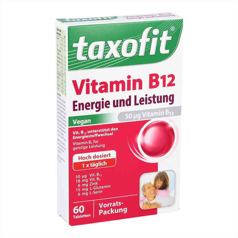 Taxofit Vitamin B12 Mini-tabletten bei apotheke.at bestellen