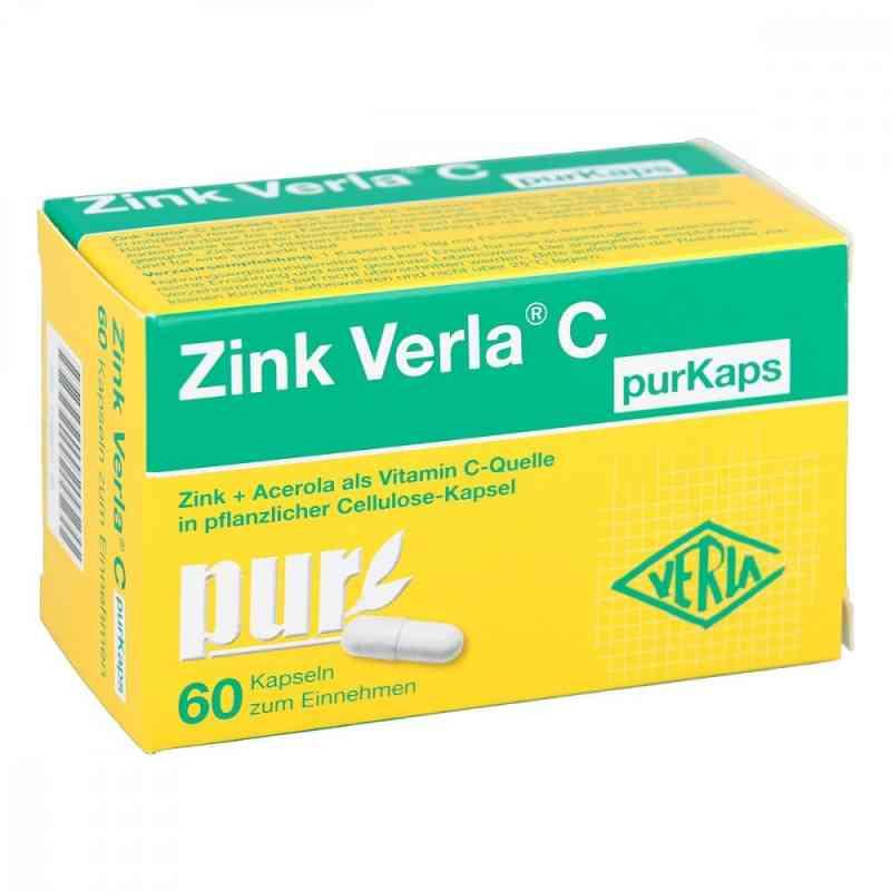 Zink Verla C purKaps  bei apotheke.at bestellen
