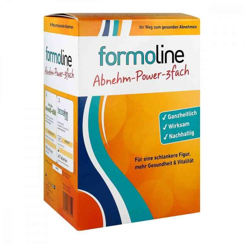Formoline Abnehm-power-3fach L112+eiweissdiät+buch bei apotheke.at bestellen