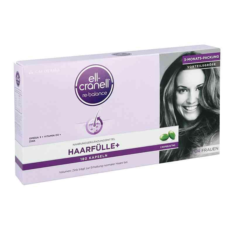 Ell-cranell Haarfülle+ für Frauen Kapseln  bei apotheke.at bestellen