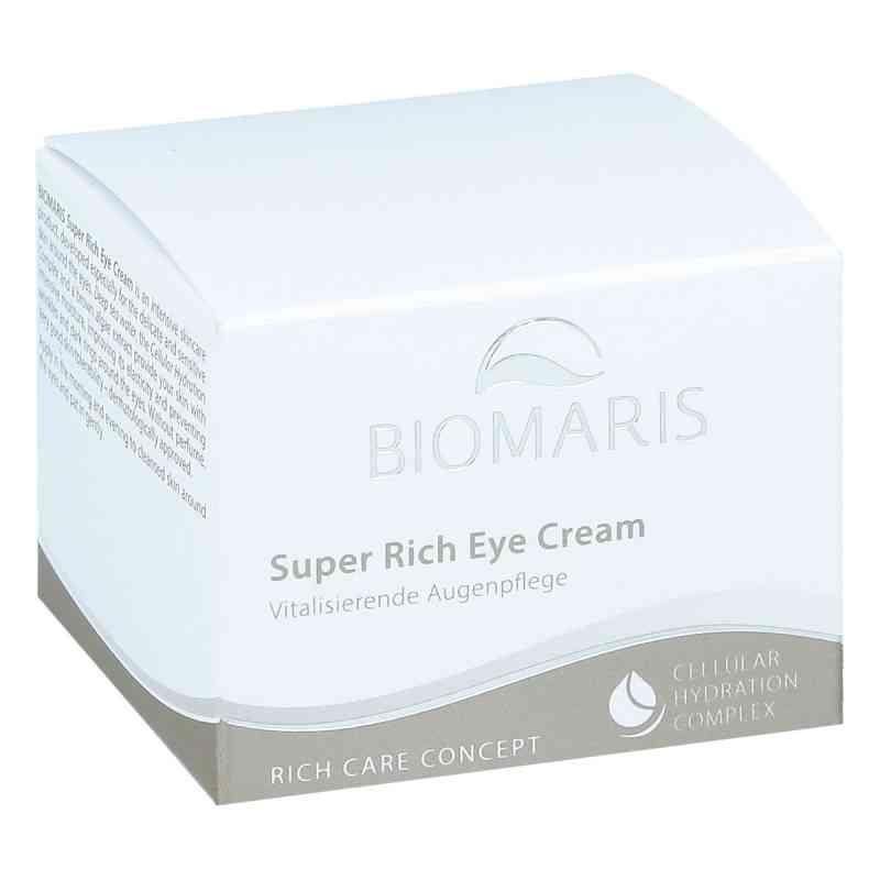Biomaris super rich eye cream  bei apotheke.at bestellen