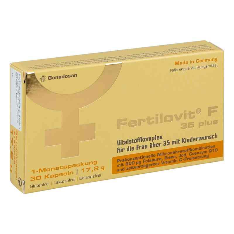 Fertilovit F 35 plus Kapseln bei apotheke.at bestellen