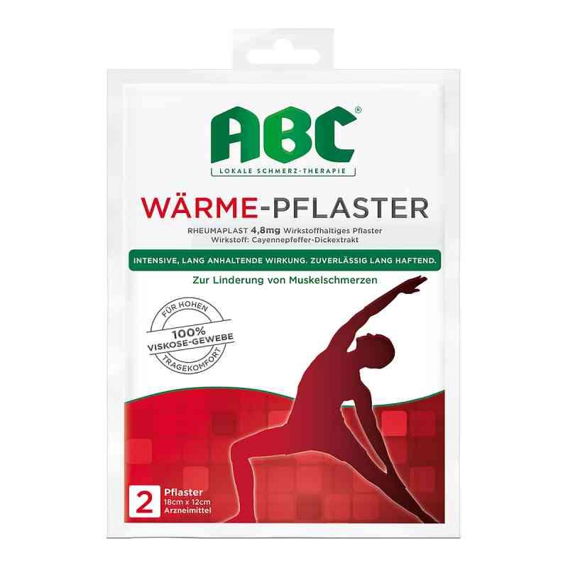 ABC Wärme-Pflaster Rheumaplast 4,8mg Hansaplast med  bei apotheke.at bestellen