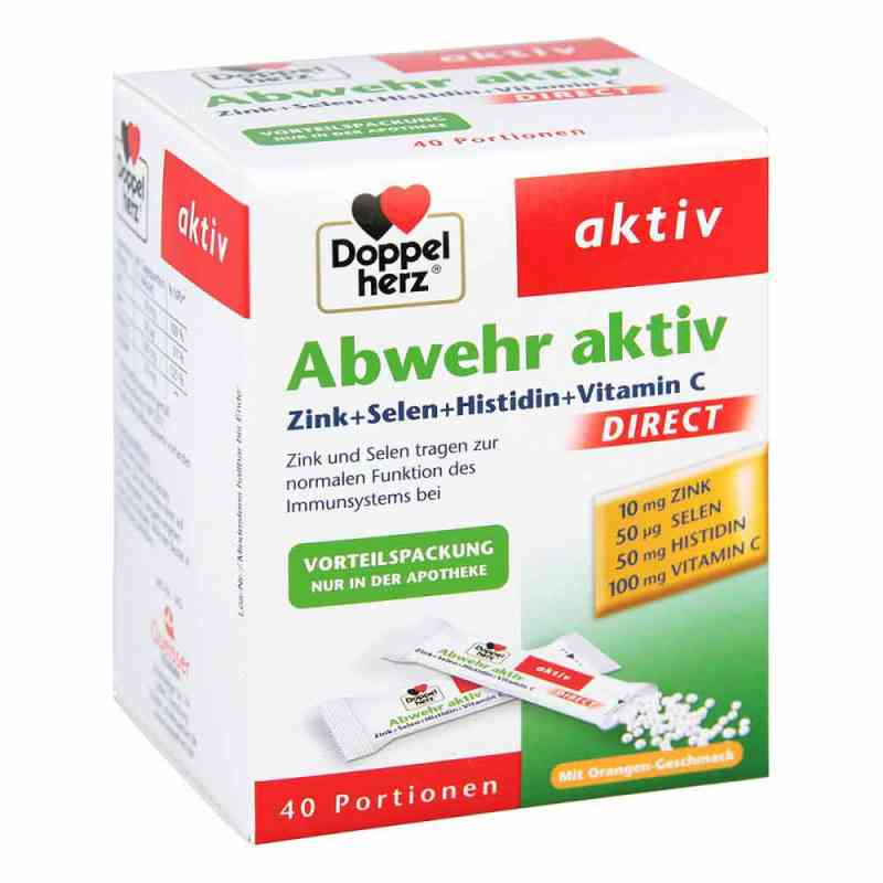 Doppelherz Abwehr aktiv Direct Pellets bei apotheke.at bestellen