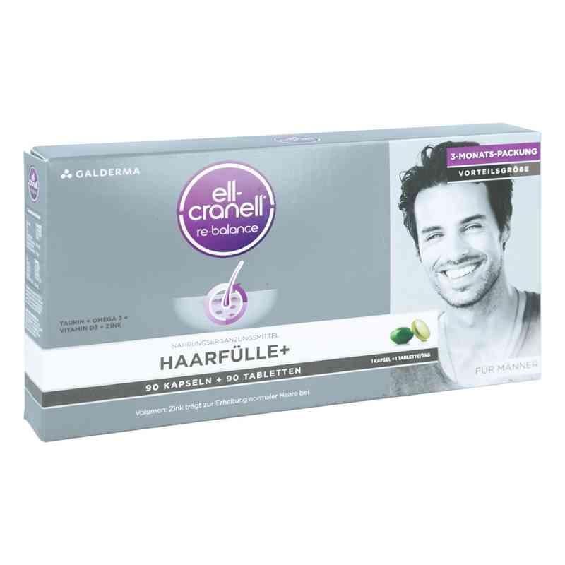Ell-cranell Haarfülle+ für Männer Kombipackung  bei apotheke.at bestellen