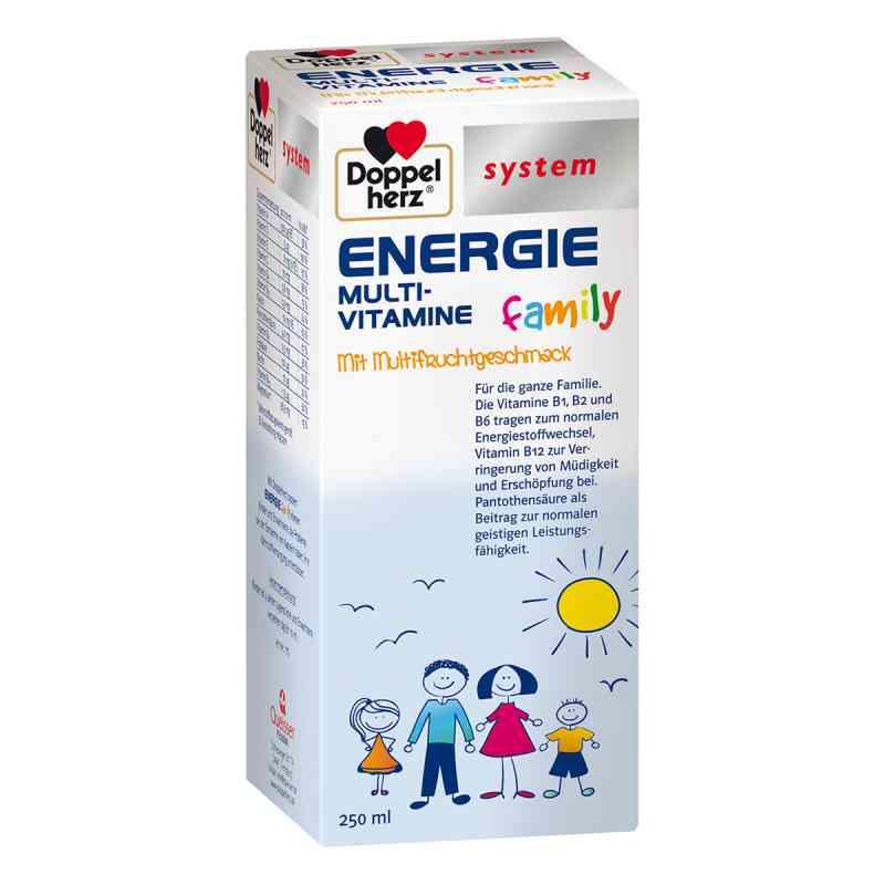 Doppelherz Energie family system flüssig  bei apotheke.at bestellen