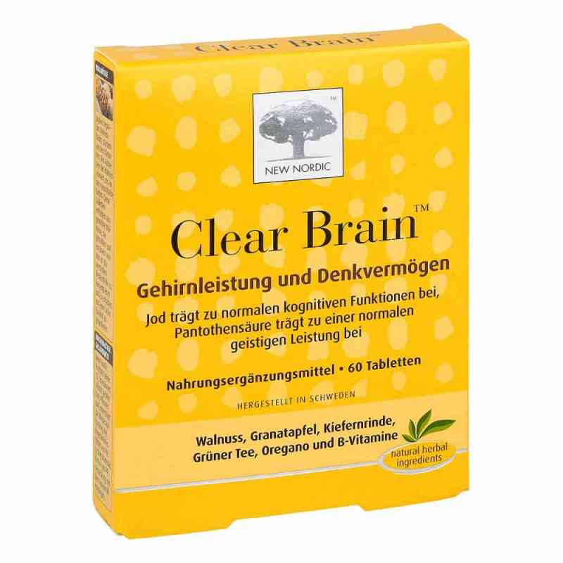 Clear Brain Tabletten  bei apotheke.at bestellen