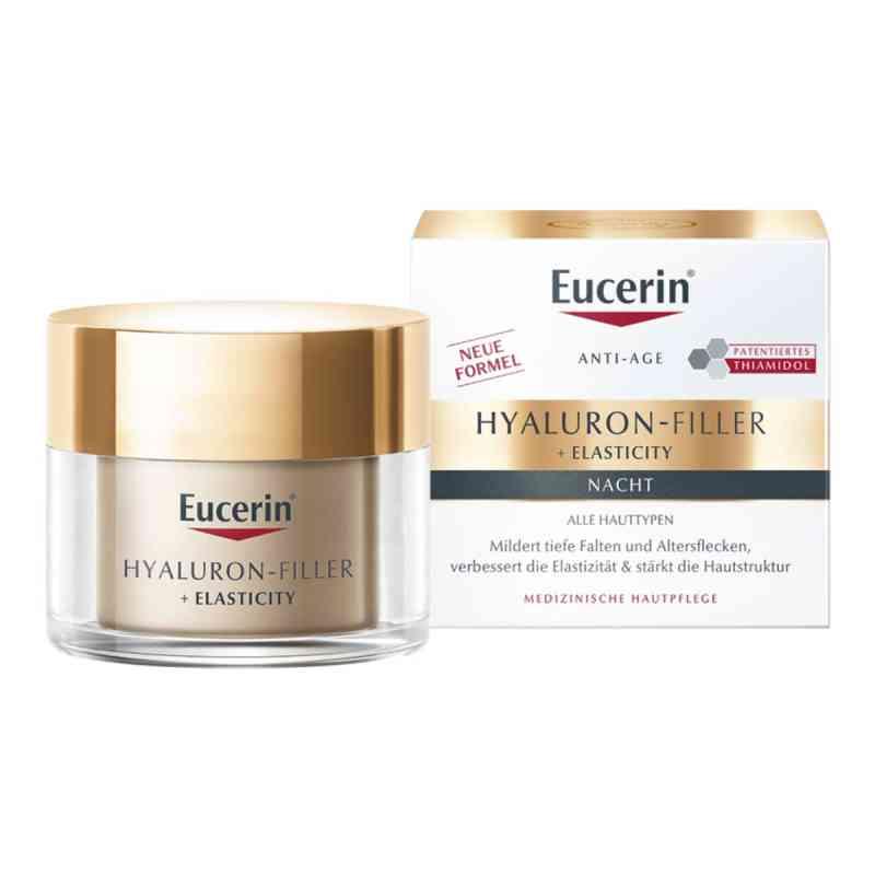 Eucerin Anti-age Elasticity+filler Nachtcreme bei apotheke.at bestellen