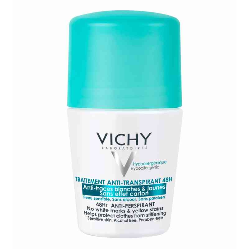 Vichy Deo Roll-on Anti Flecken 48h bei apotheke.at bestellen