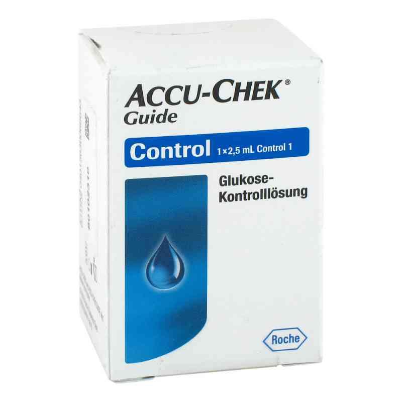 Accu Chek Guide Kontrolllösung  bei apotheke.at bestellen