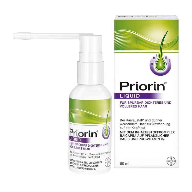Priorin Liquid Pumplösung bei Haarausfall  bei apotheke.at bestellen