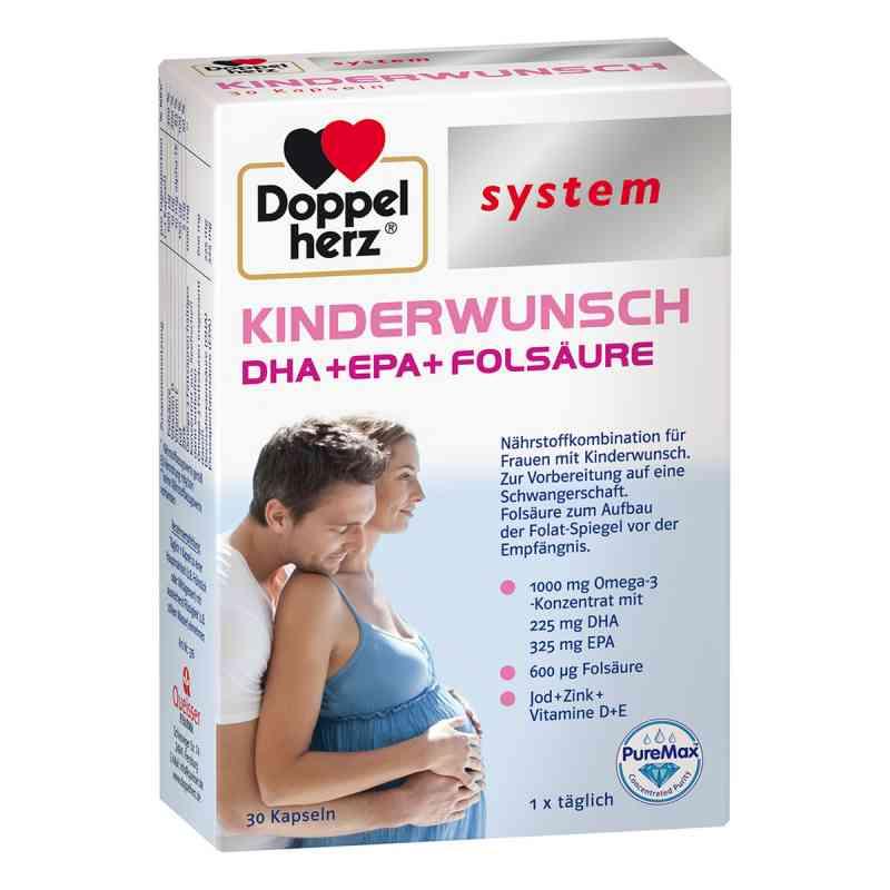 Doppelherz Kinderwunsch system Kapseln bei apotheke.at bestellen