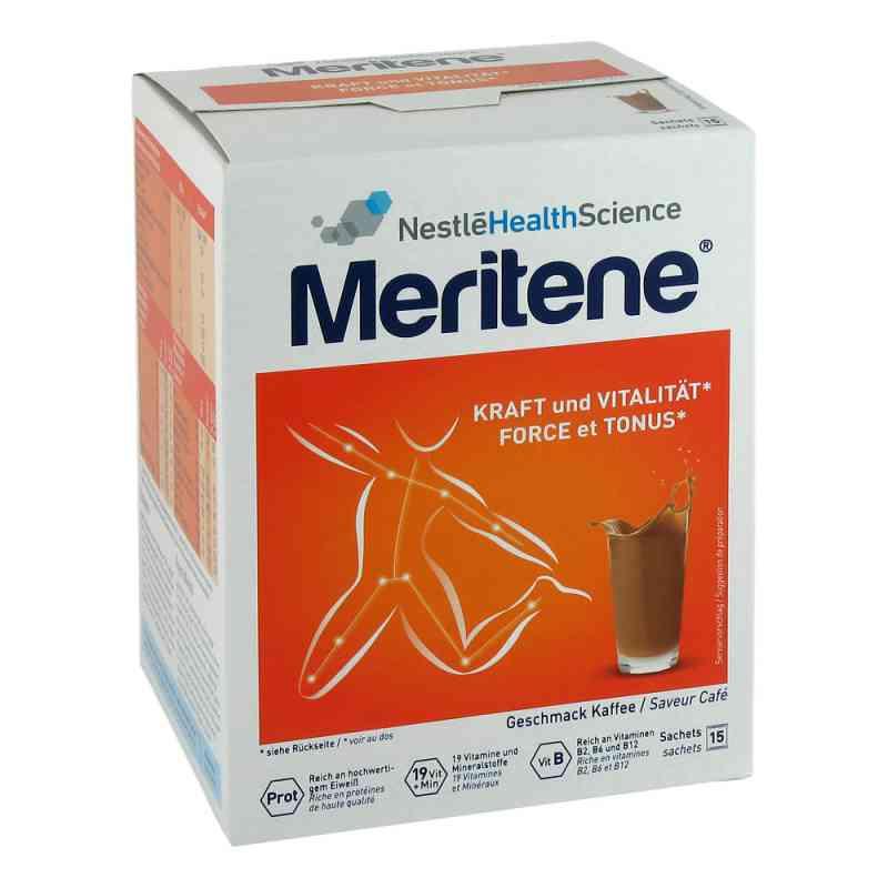 Meritene Kraft und Vitalität Kaffee Pulver bei apotheke.at bestellen